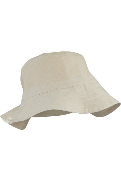 Delta bucket hat sandy