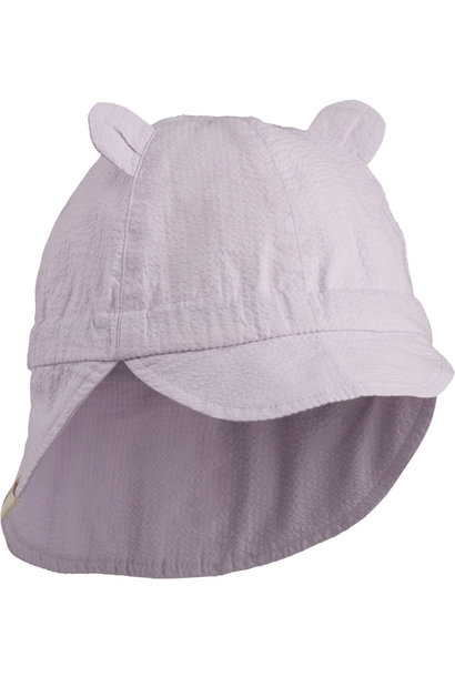 Levi sun hat light lavender