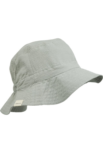 Loke bucket hat dove blue