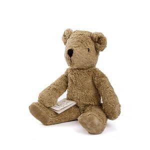 Cuddly animal bear small beige-1
