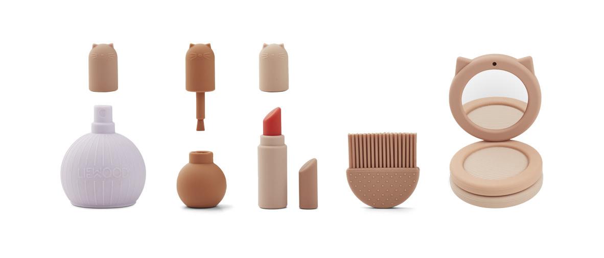 Elisabeth make-up set rose multi mix-1