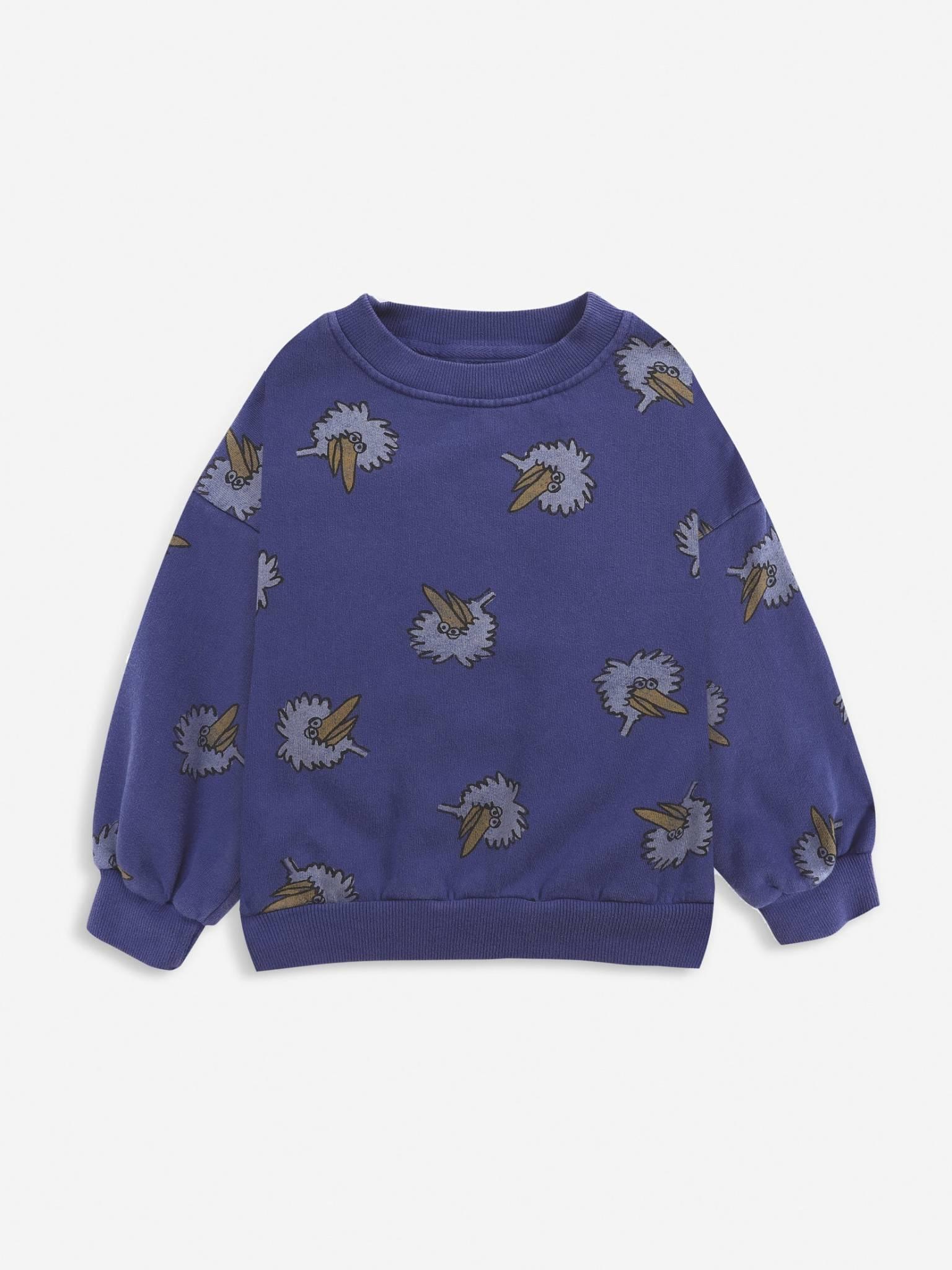Birdie all over sweatshirt-1
