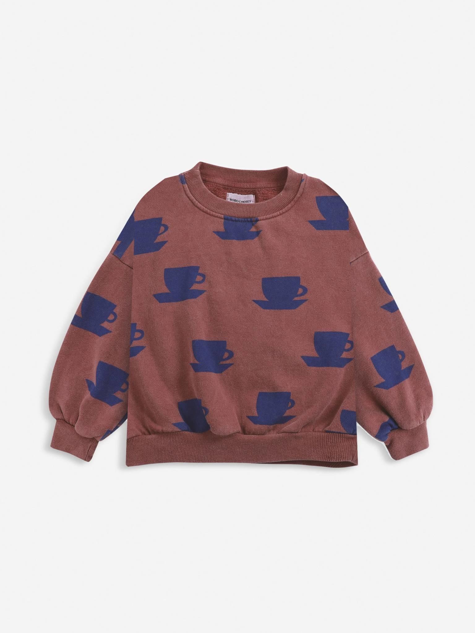 Cup of tea all over sweatshirt-1