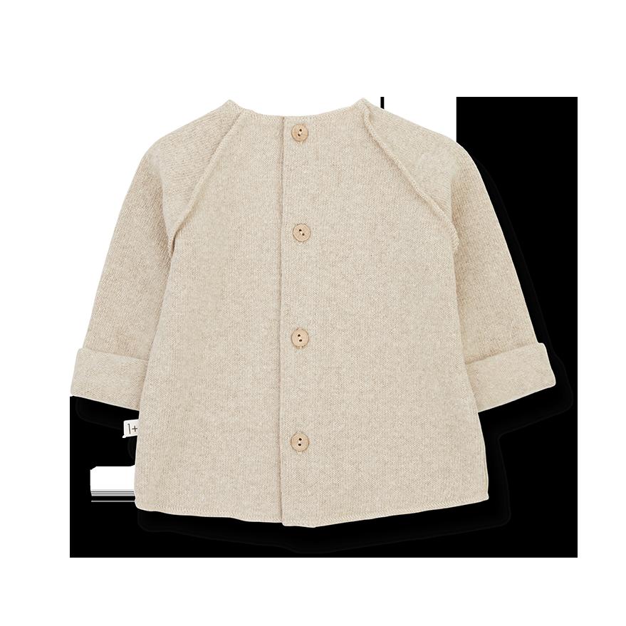 Pierre sweater cream-2