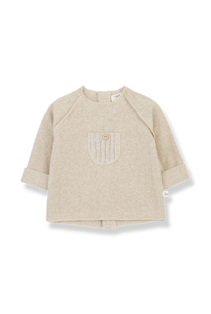 Pierre sweater cream