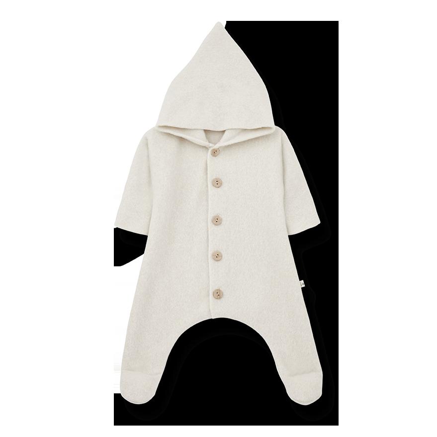 Beate polar suit ecru-1