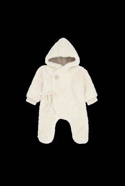 Chantal polar suit ecru
