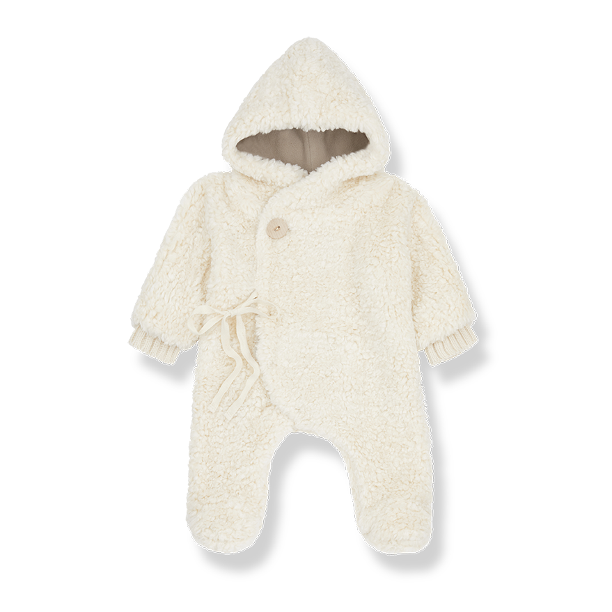 Chantal polar suit ecru-1