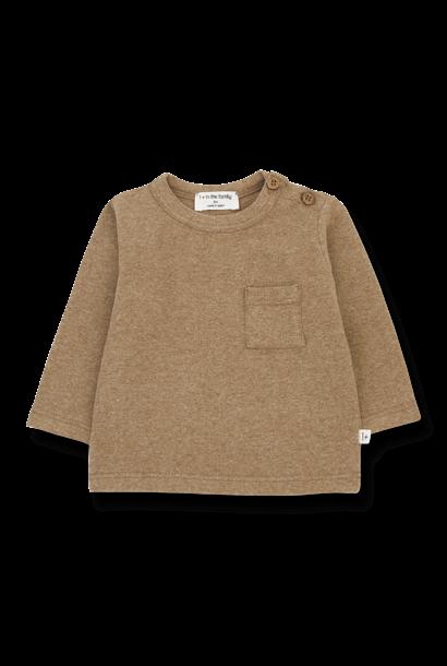 Oriol t-shirt brandy