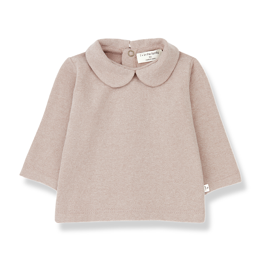Angelica blouse rose-1