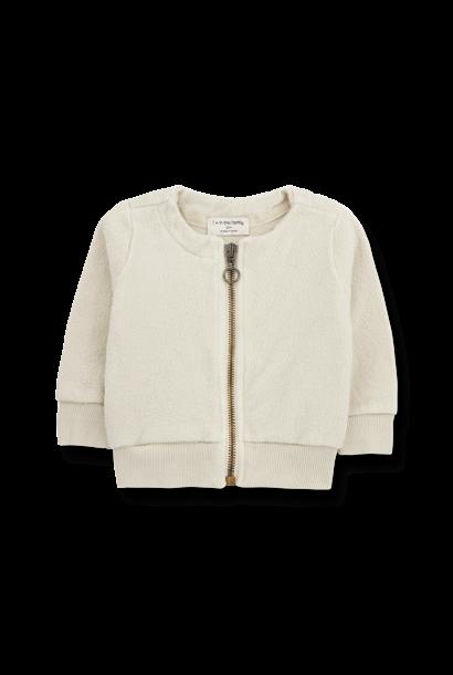 Emma jacket alabaster
