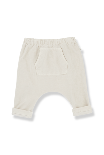Genis baggy pants alabaster