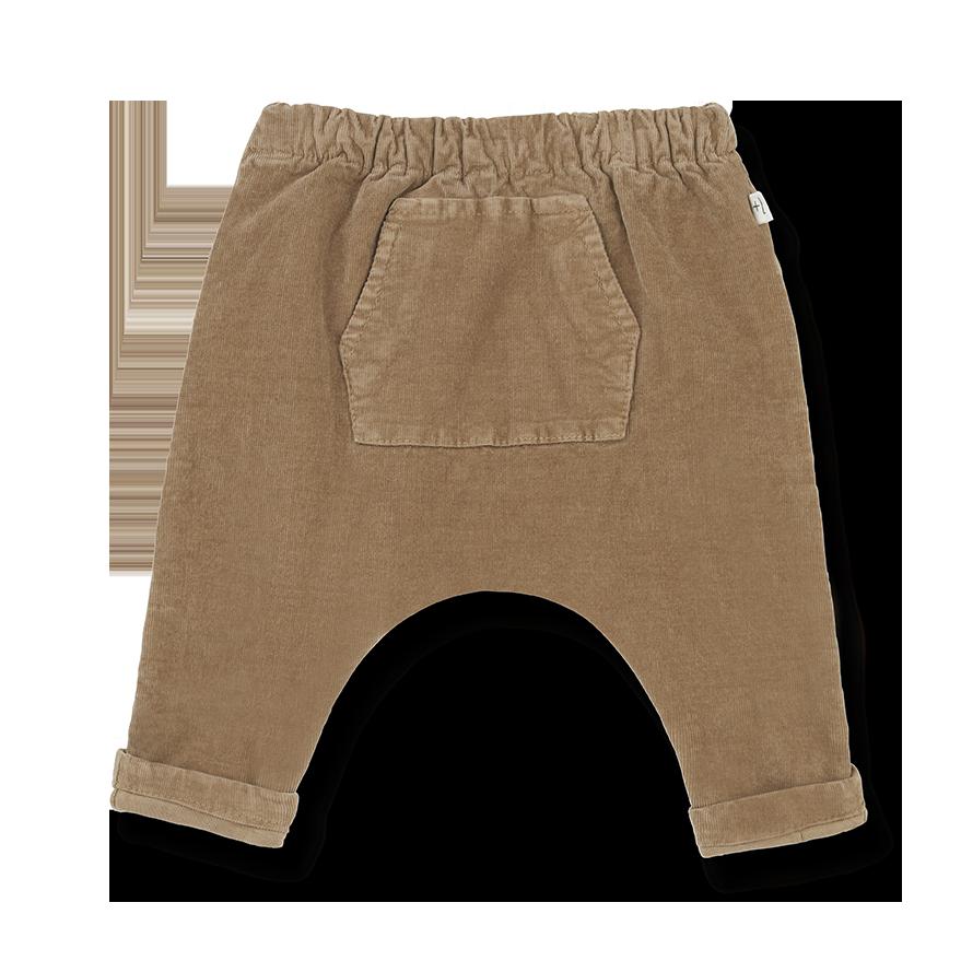 Genis baggy pants brandy-1