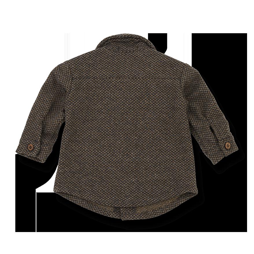 Beneth shirt charcoal-2