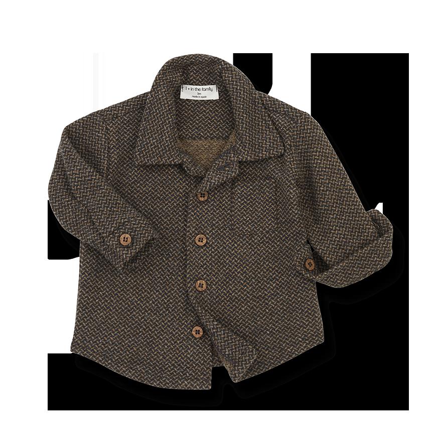 Beneth shirt charcoal-1