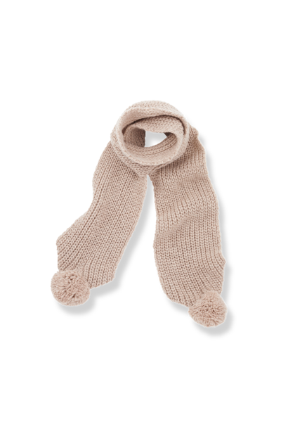 Clyde scarf rose