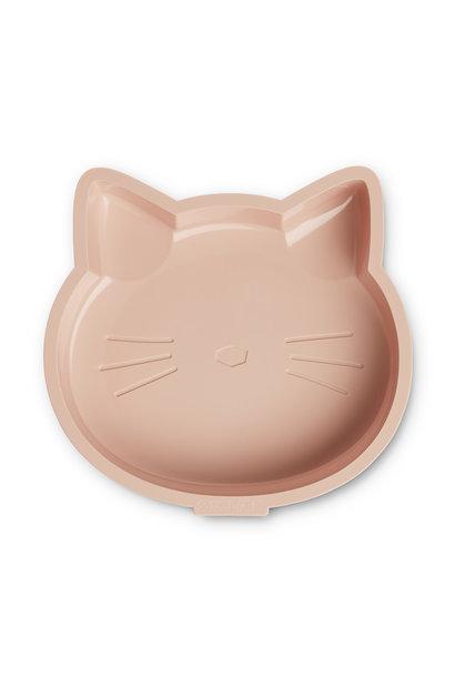 Amory cake pan cat rose