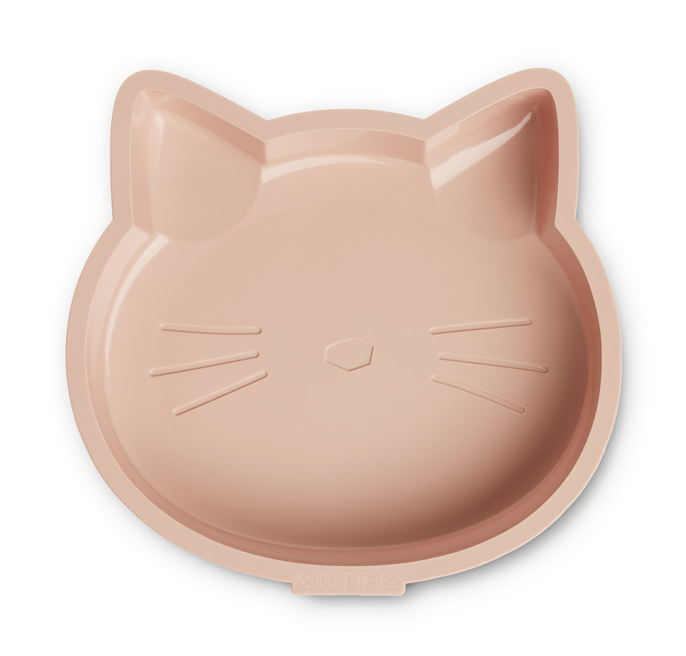 Amory cake pan cat rose-1