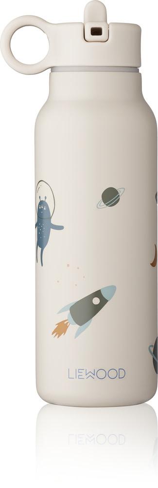 Falk water bottle 350ml space sandy mix-1