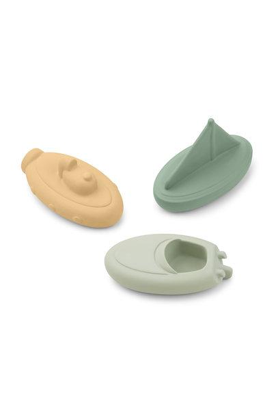 Troels bath toys peppermint multi mix