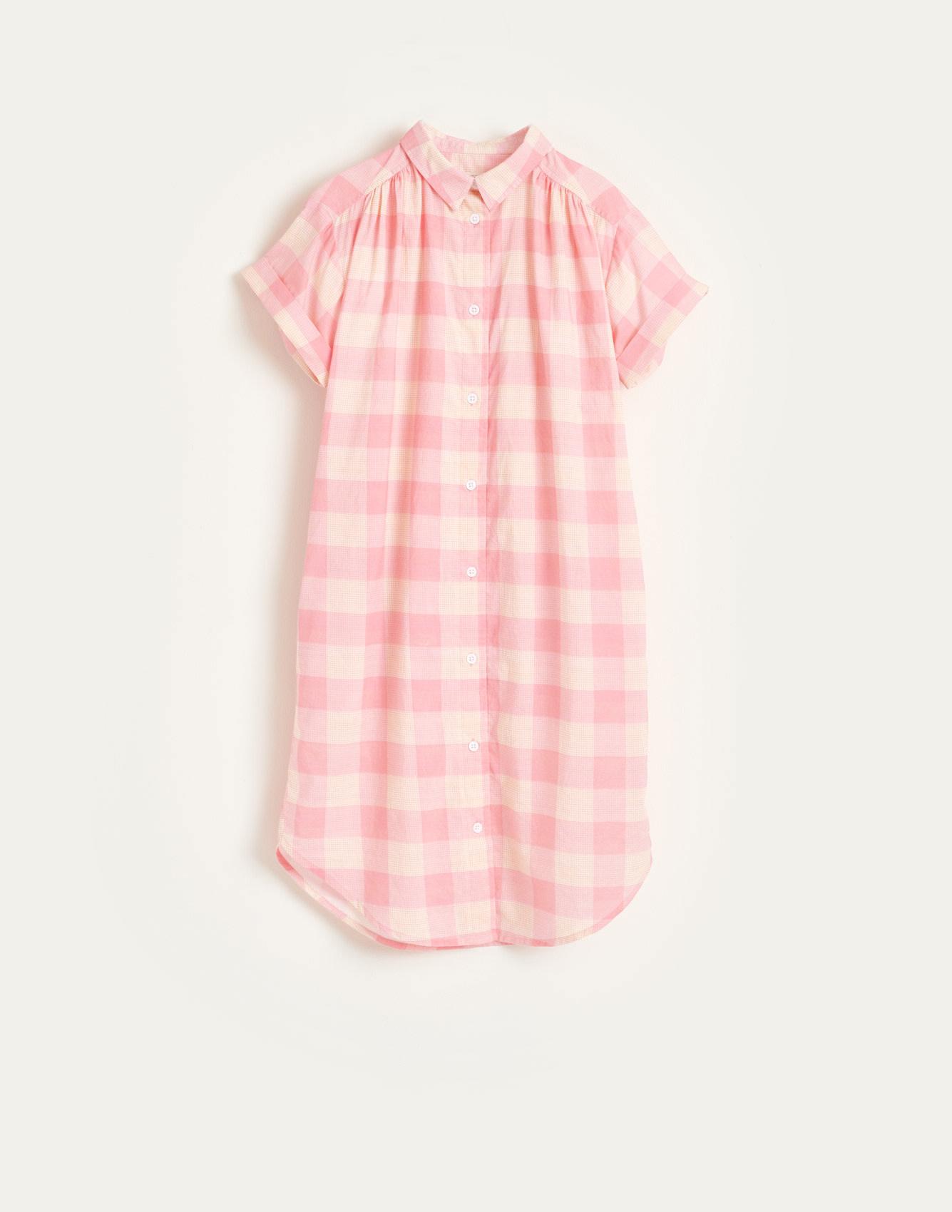Angie dress check-4