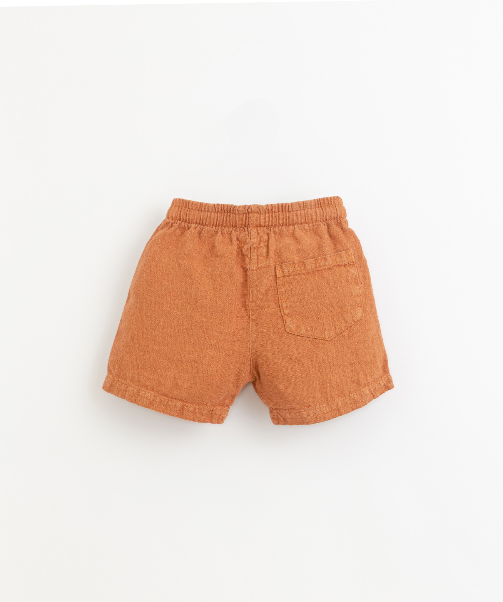 Linen shorts raquel-4