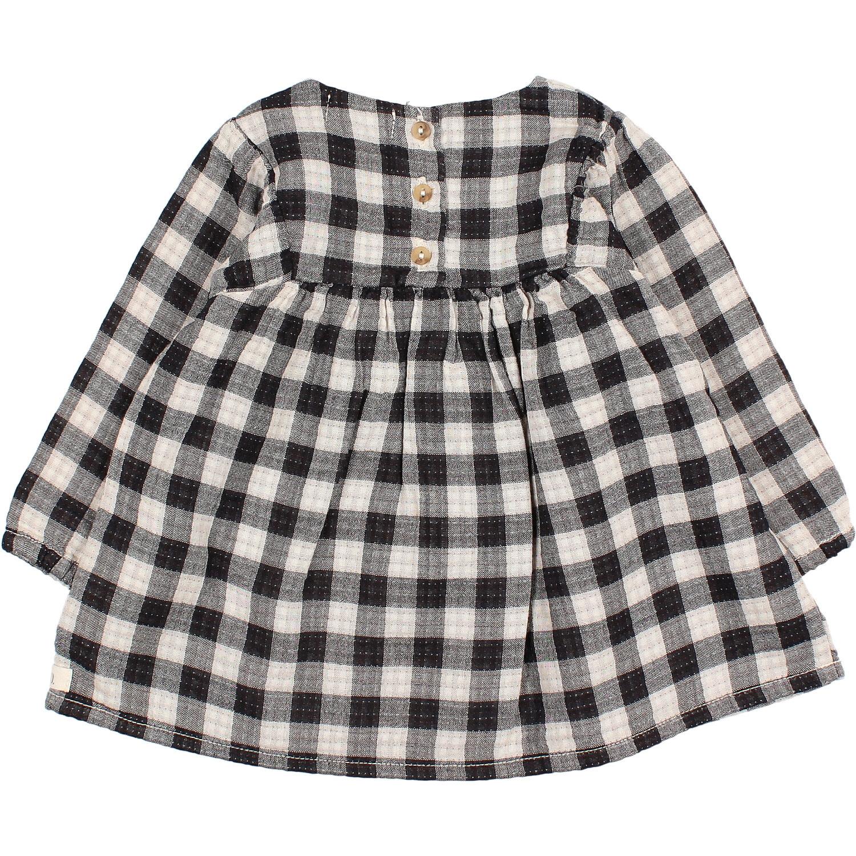 Check dress mini vichy-4