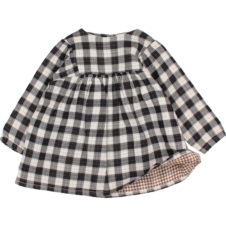 Check dress mini vichy-6