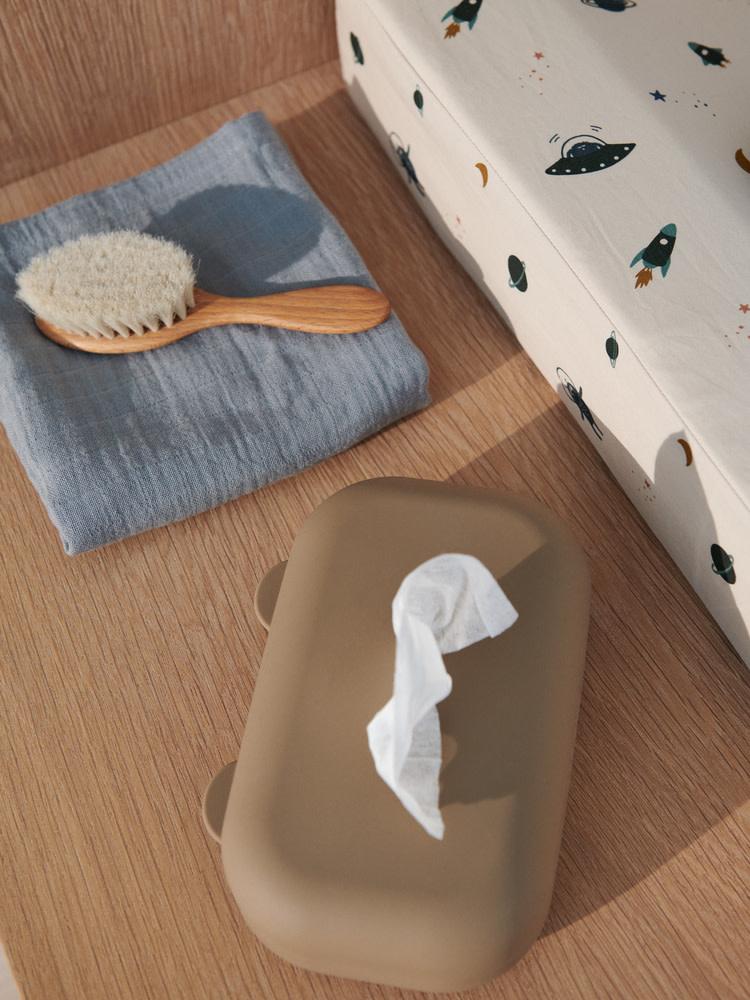 Leon muslin cloth whale blue mix - 4 pack-2