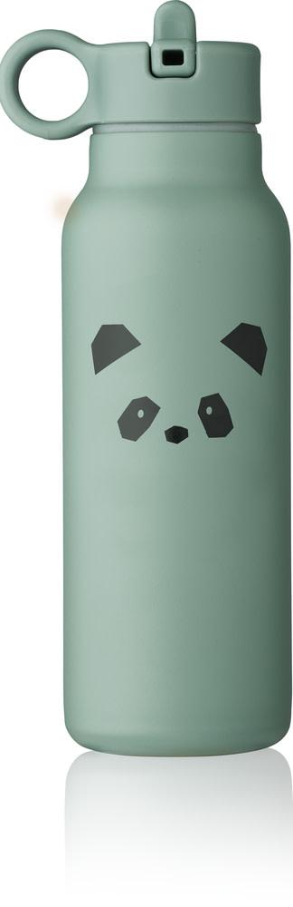 Falk water bottle 350ml panda peppermint-1