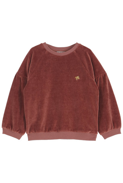 Sweatshirt auburn baby