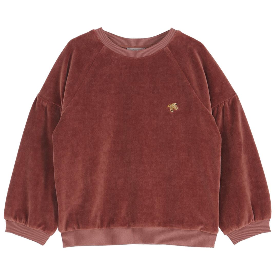 Sweatshirt auburn baby-1