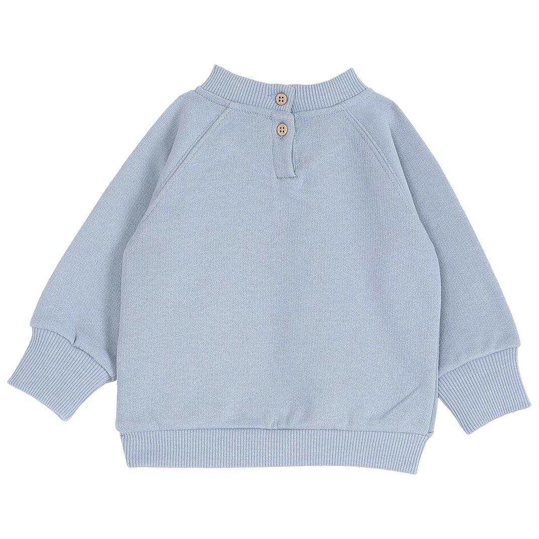 Sweatshirt lac jeune pousse-2