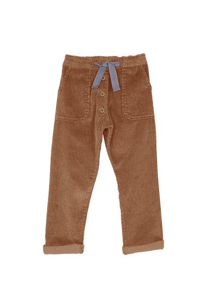 Trousers macchiato