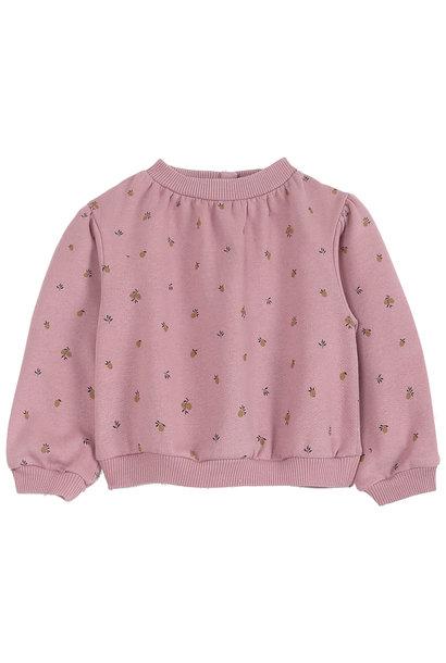 Sweatshirt mirabelle bois