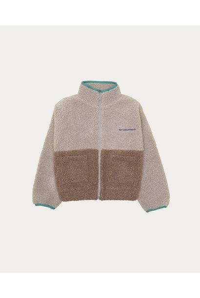 Teddy jacket baby