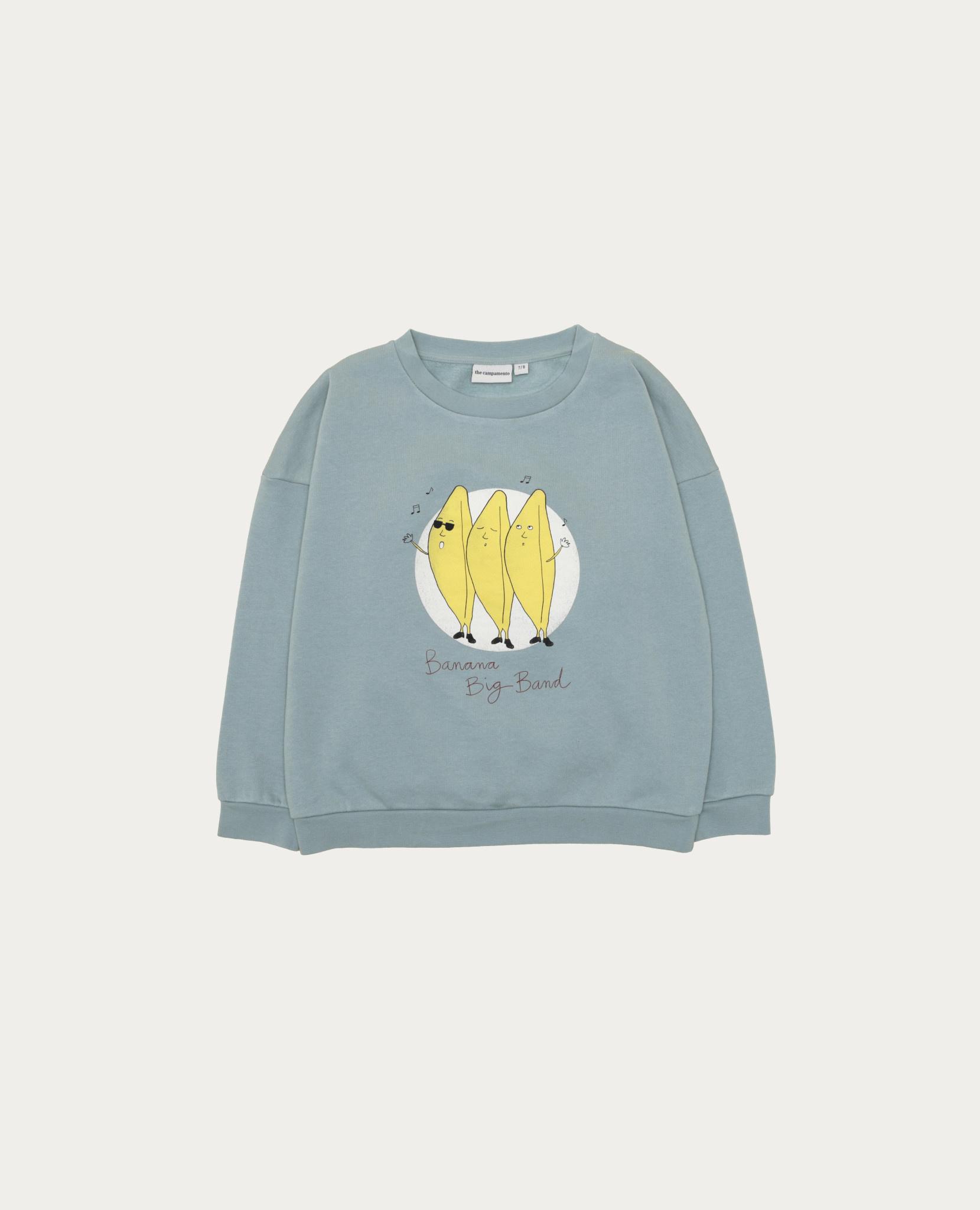 Bandana big band sweatshirt-1