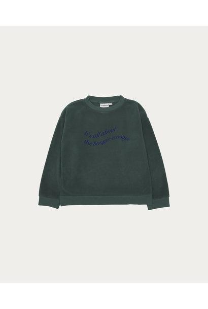Boogie woogie sweatshirt baby