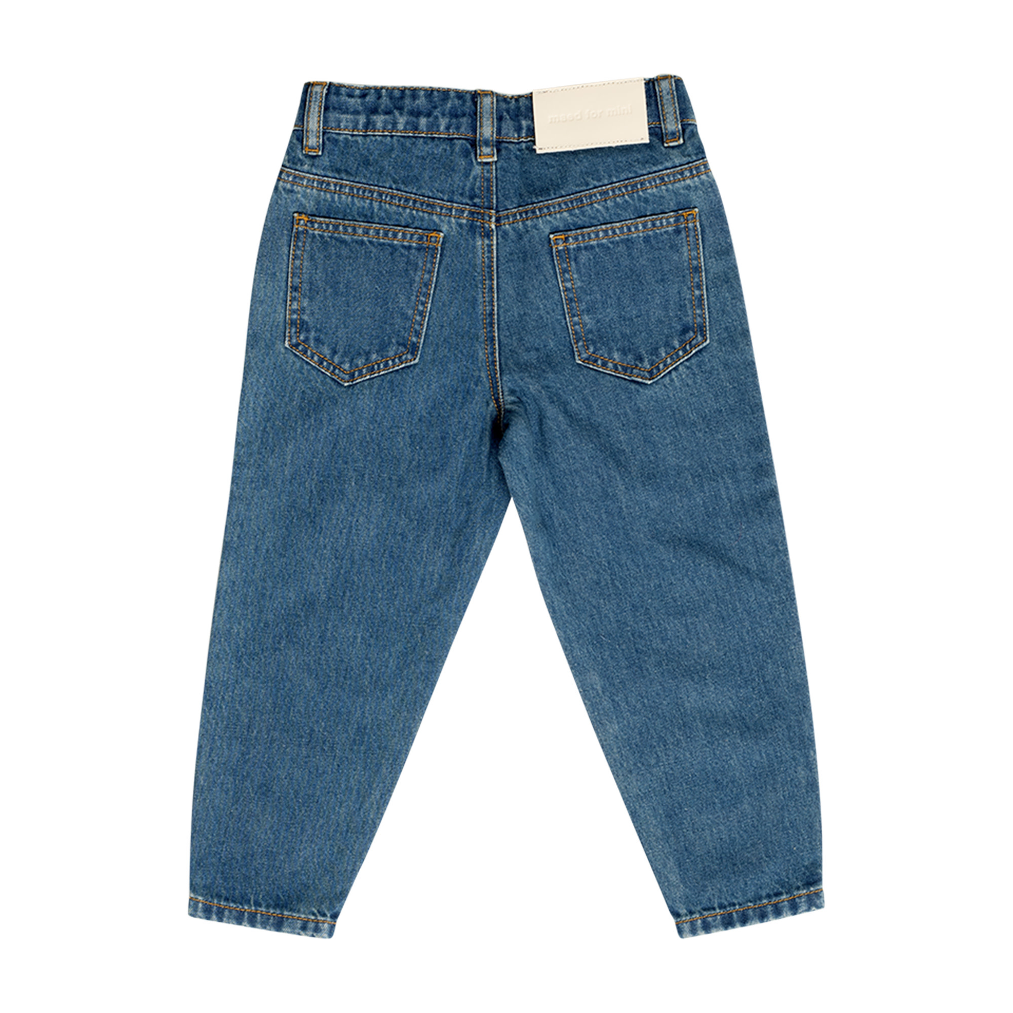 Baggy bull jeans baby-2