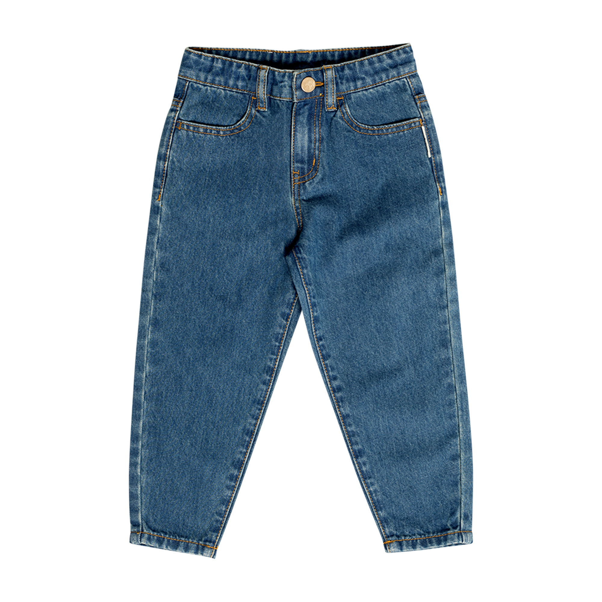 Baggy bull jeans baby-1