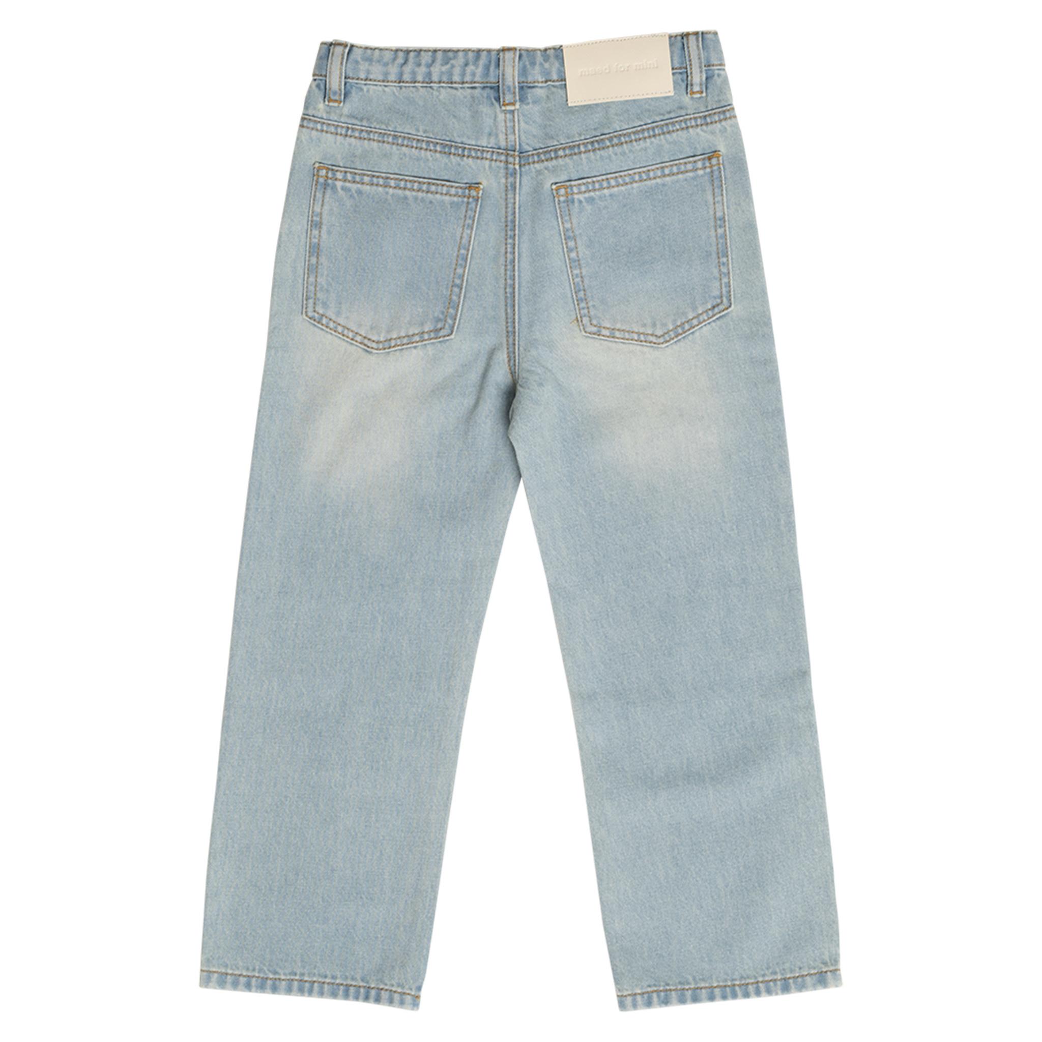 Balanced bull jeans-2