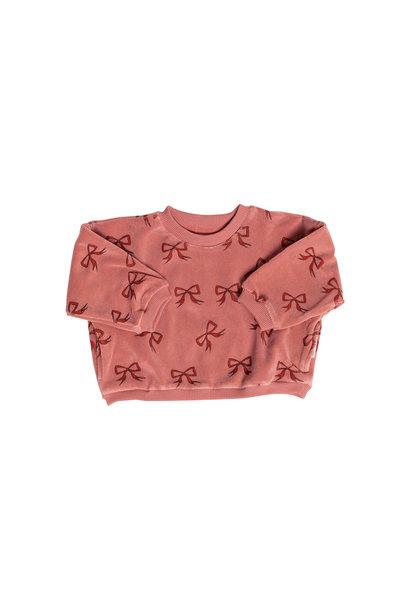 Bow bandicoot sweatshirt