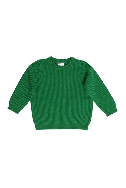 Leafy leech sweater