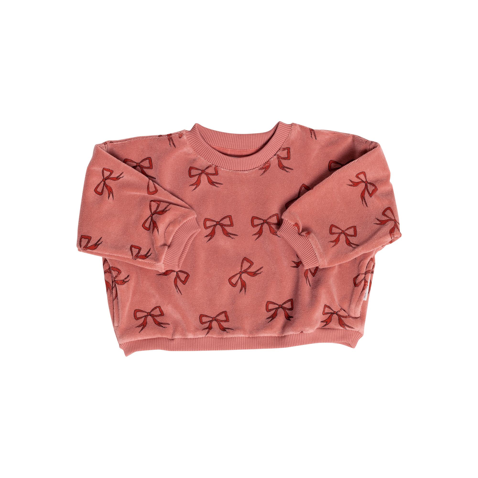 Bow bandicoot sweatshirt baby-1