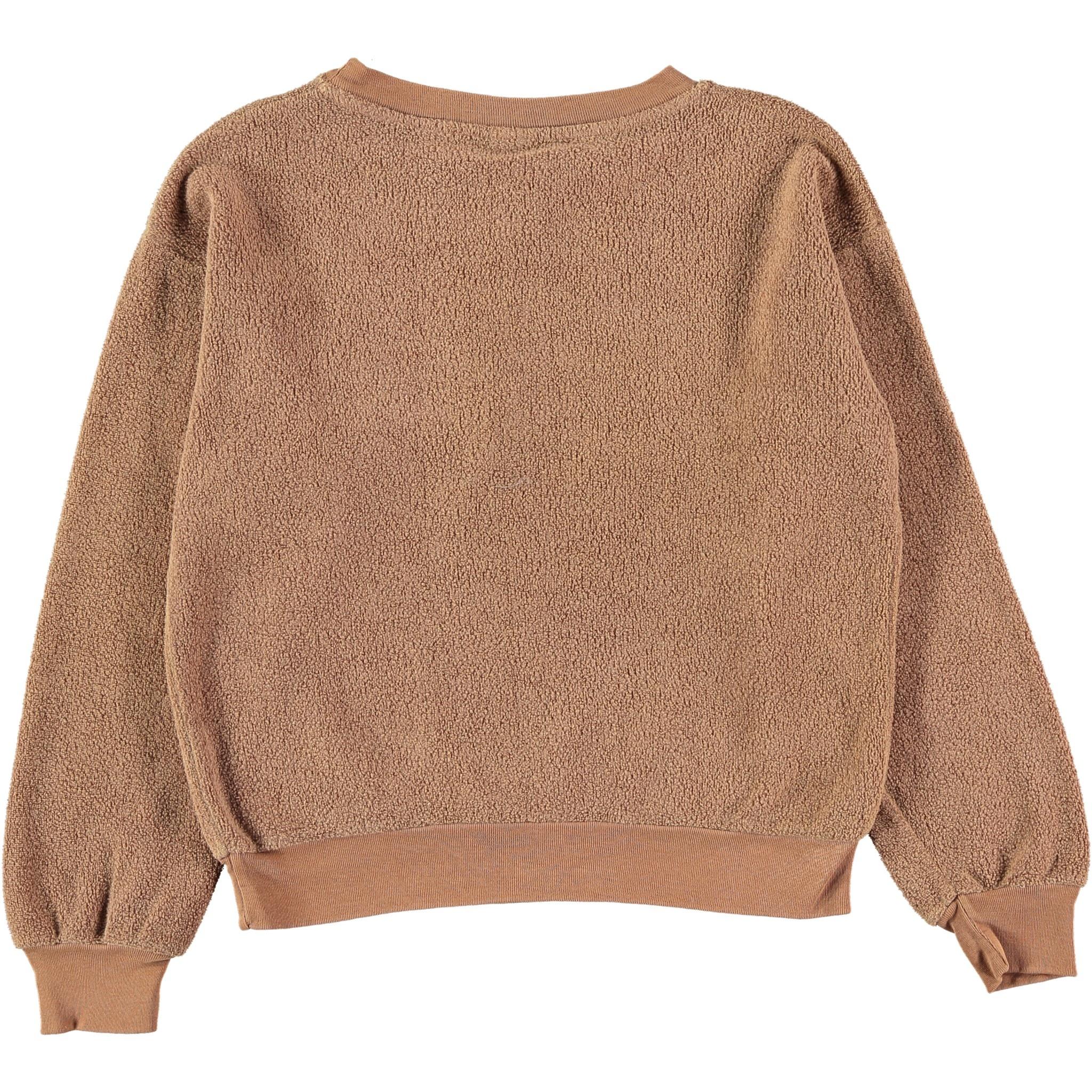 Sweatshirt runner wood baby-2