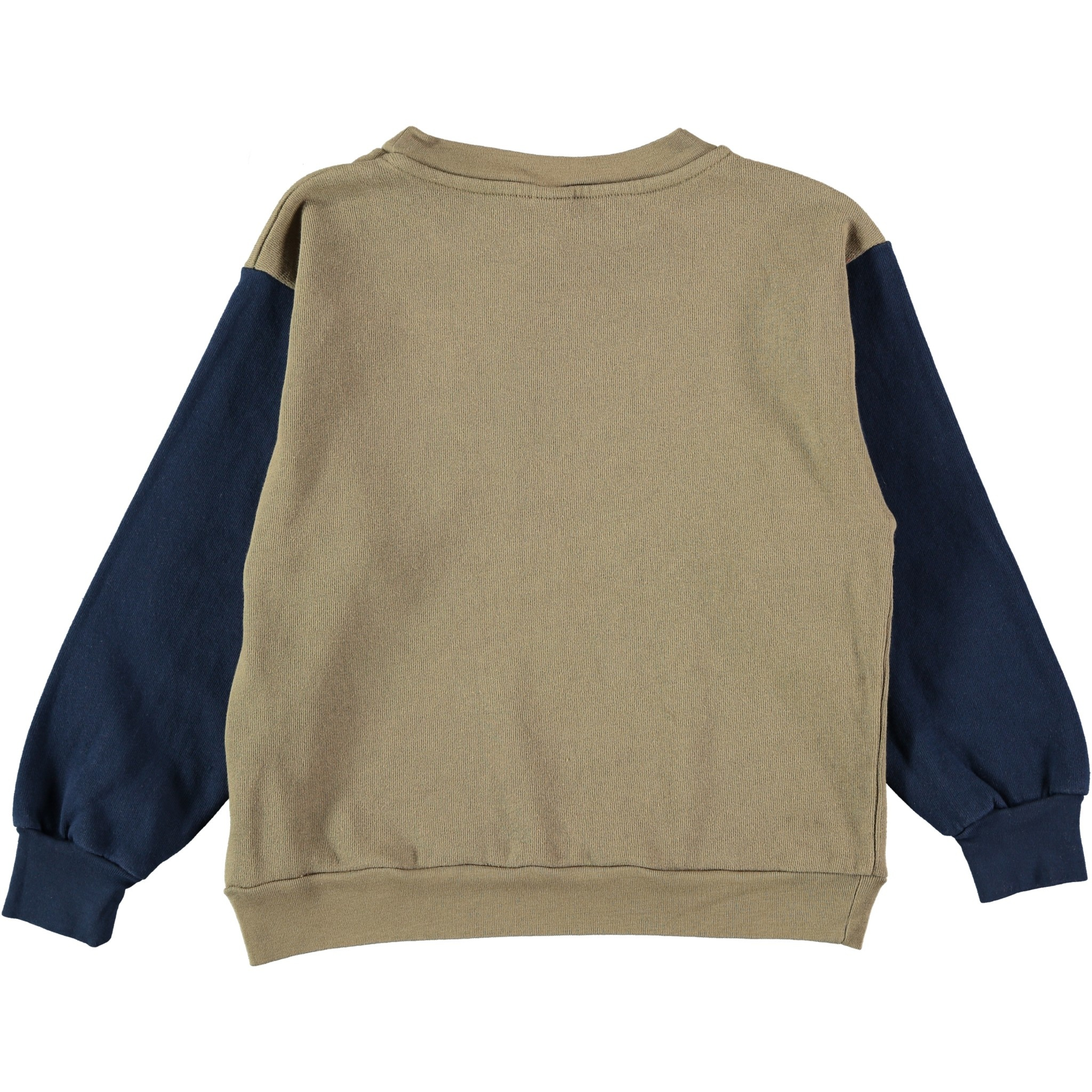 Sweatshirt bear taupe baby-2