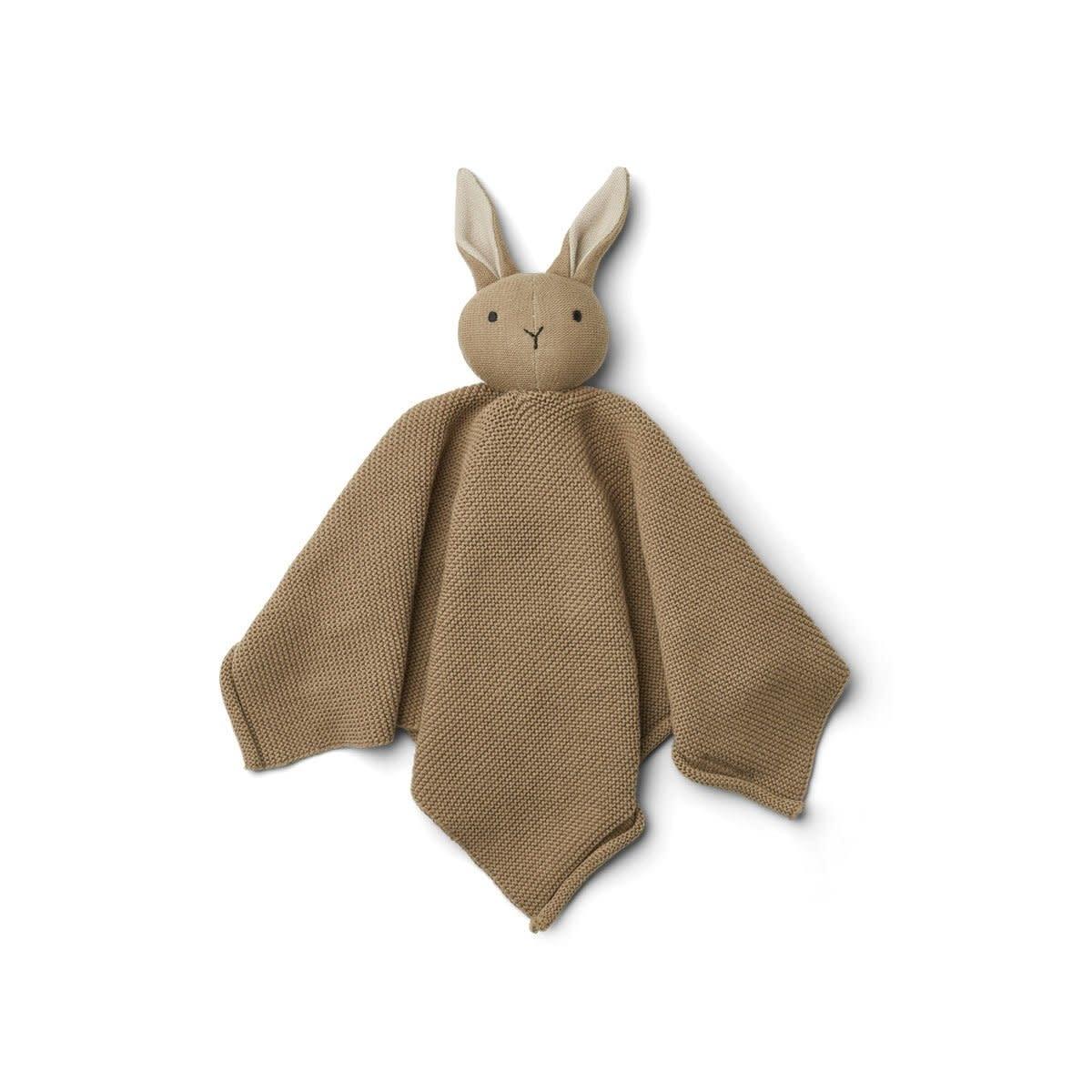 Milo knit cuddle cloth rabbit oat-1