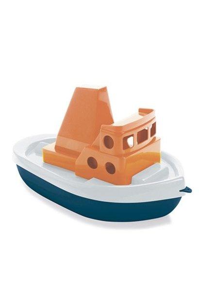 Tuff tuff boat