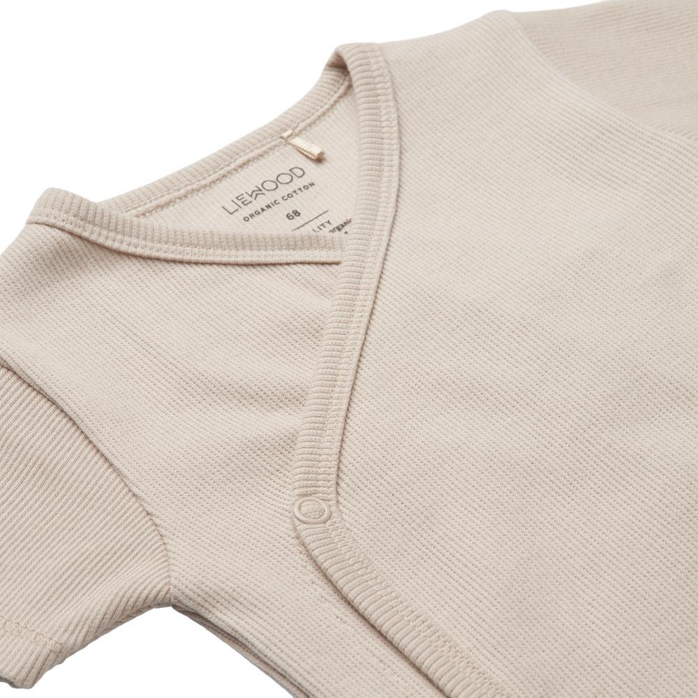 Hali body stocking ss creme/sandy mix - 2 pack-3
