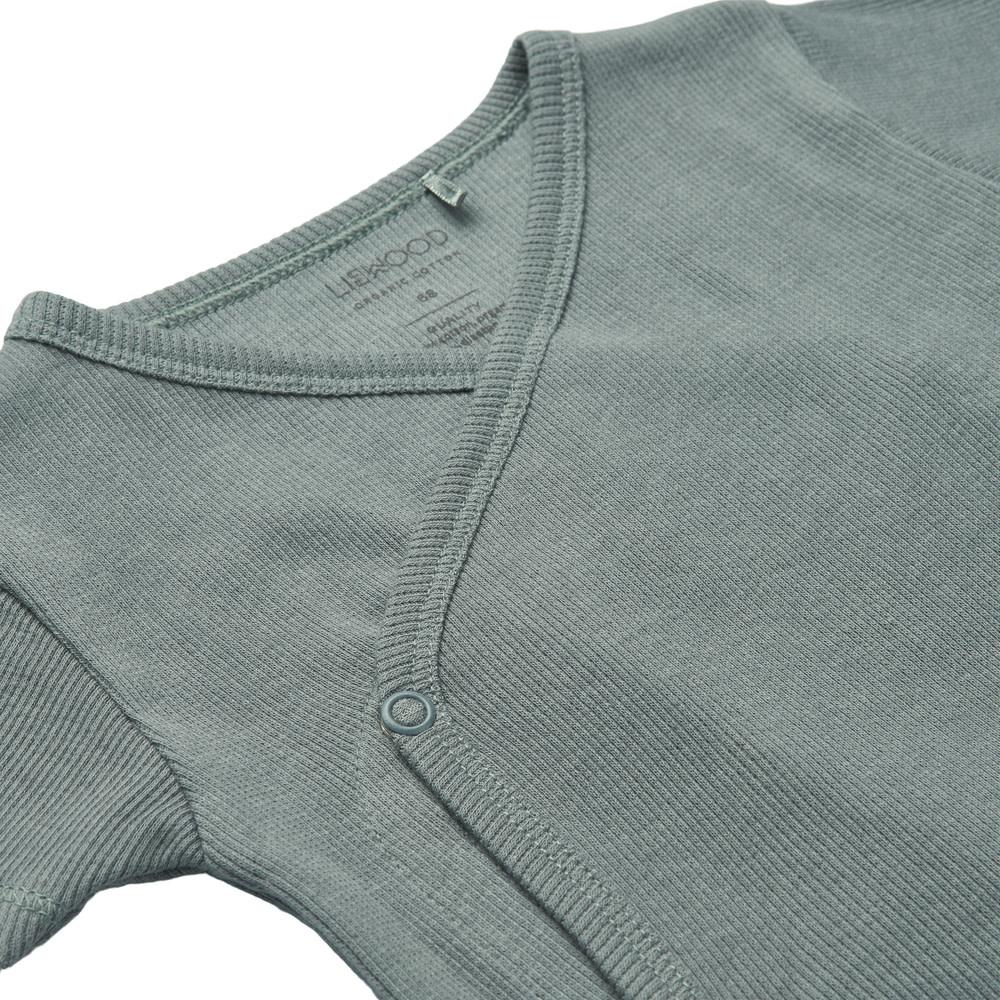 Hali body stocking ss blue fog/sandy mix - 2 pack-3